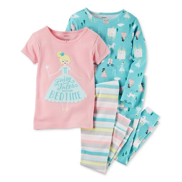 Picture of Toddler Girl Pajamas